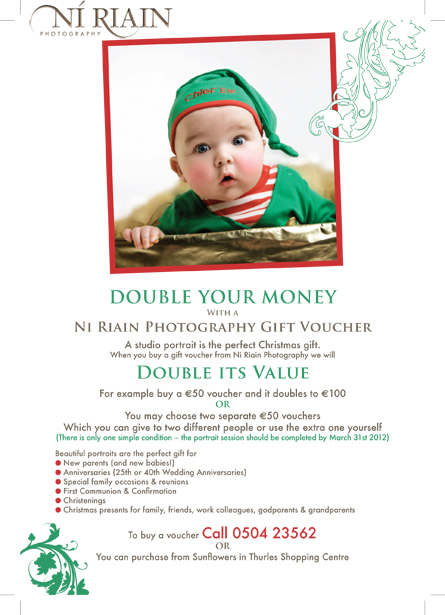 double your money promo.indd