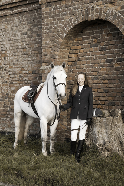 Showjumping rider and pony Rush Co. Dublin  Equine photo shoot b