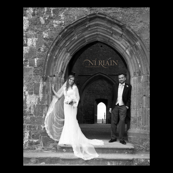 Black and White reportage Wedding photography Cashel Tipperary Ireland Dundrum House Hotel photographers Ni Riain photography