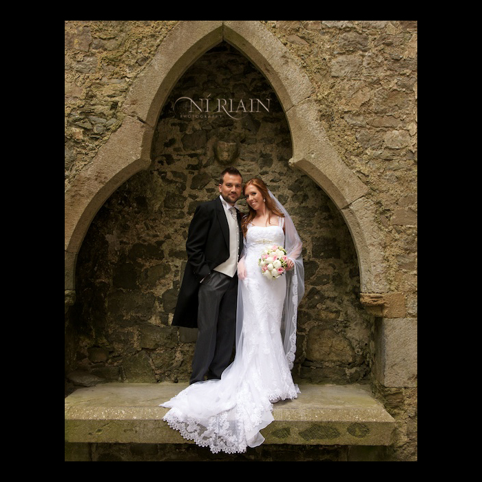 Creative Wedding photography Cashel Tipperary Ireland Dundrum House Hotel photographers Ni Riain photography
