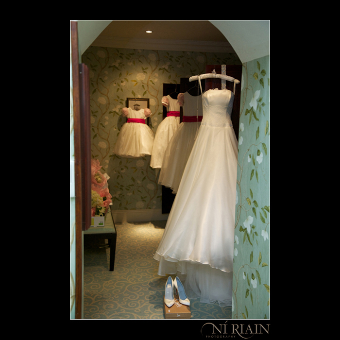 Wedding Dresses Dromoland Castle