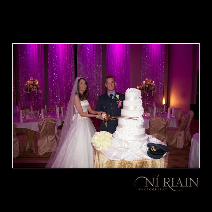 Wedding Cake Dromoland Castle