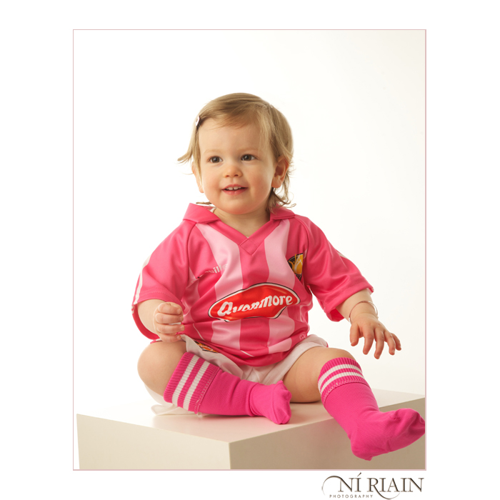 GAA jerseys for babies gift idea store online  Newborn Portrait