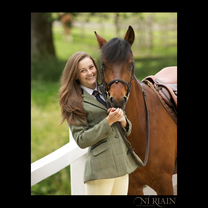 Ireland pony and rider Equine photographer Sinead Ni Riain photography Dublin Horse Show RDS 002