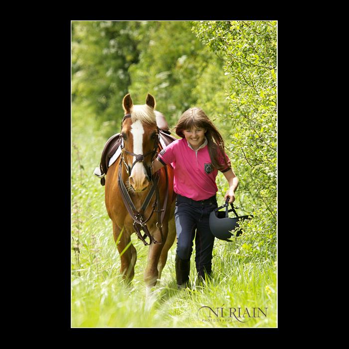 Pony photo Kinsale Equestrian equine photos Ni Riain photograhy Thurles Tipperary Irelands leading horse pony 16
