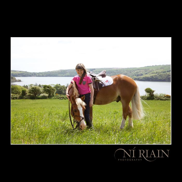 Pony photo Kinsale Equestrian equine photos Ni Riain photograhy Thurles Tipperary Irelands leading horse pony01