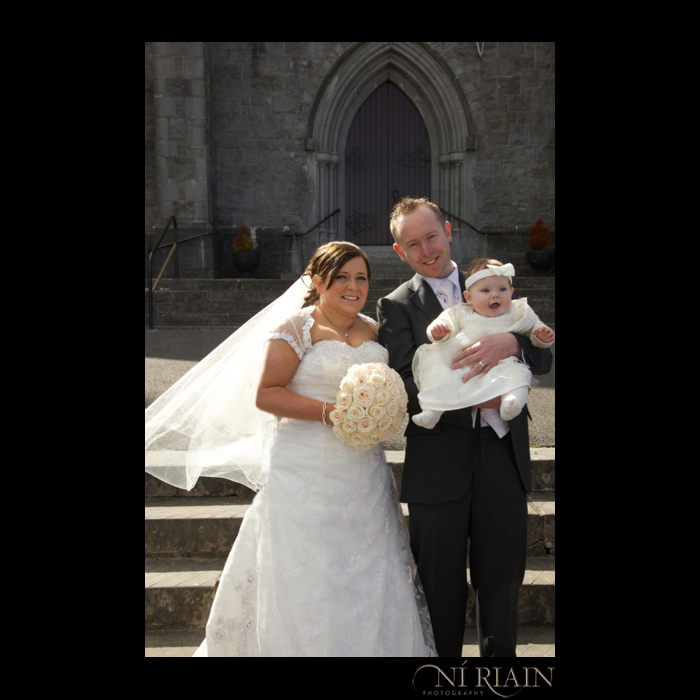 Tipperary wedding photographers Ni Riain Photography Abbey court