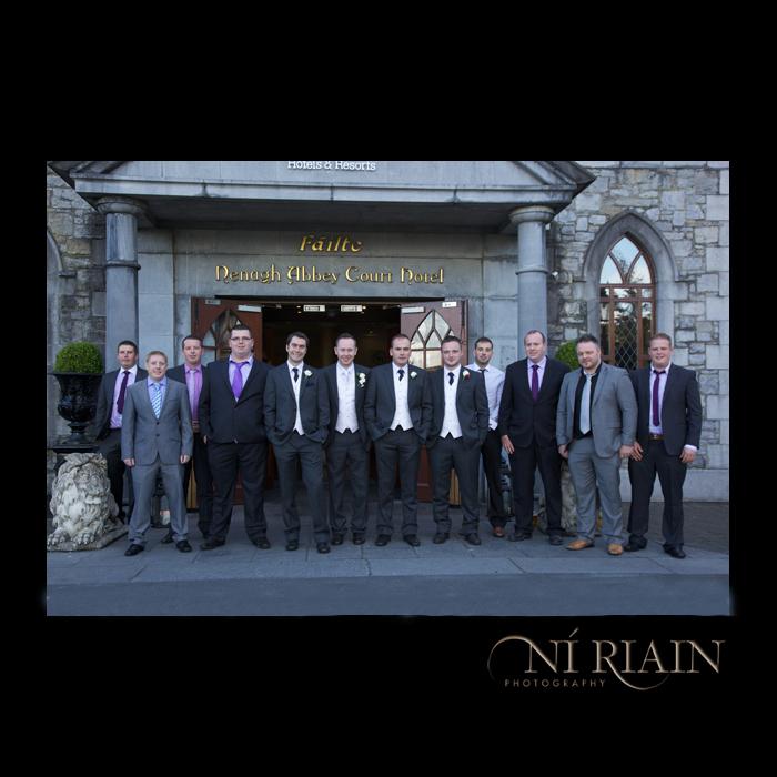 Abbey Court Hotel wedding photographers Tipperary Ireland afford