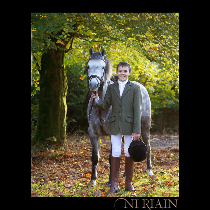 Hunting horse and rider Ireland The Horse Photographer Ni Riain