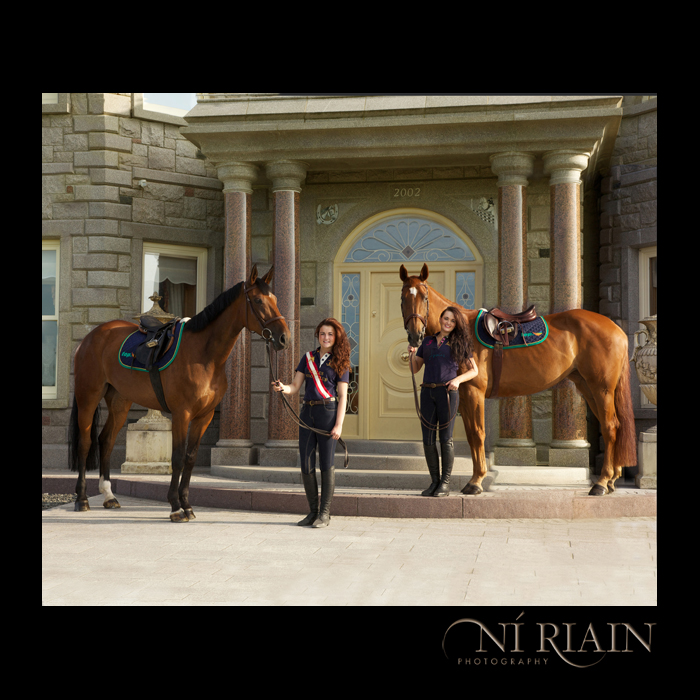 Ireland Showjumping Horses and rider The horse photographer Ni R