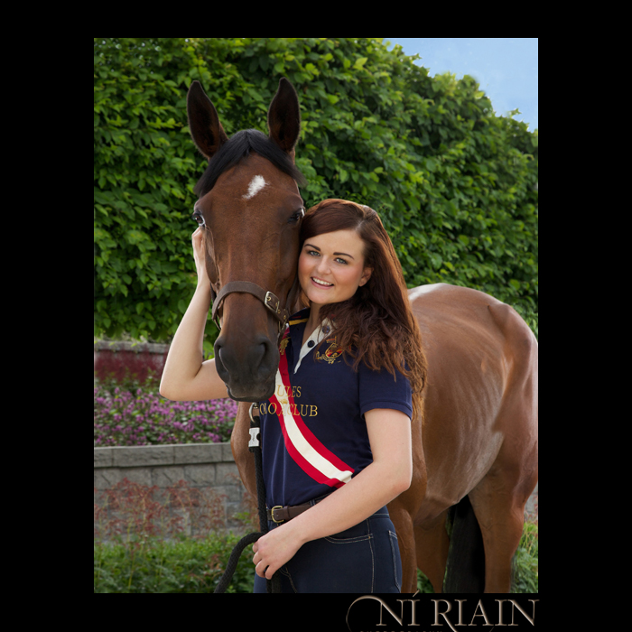 Ireland Showjumping Horse and rider The horse photographer Ni Ri