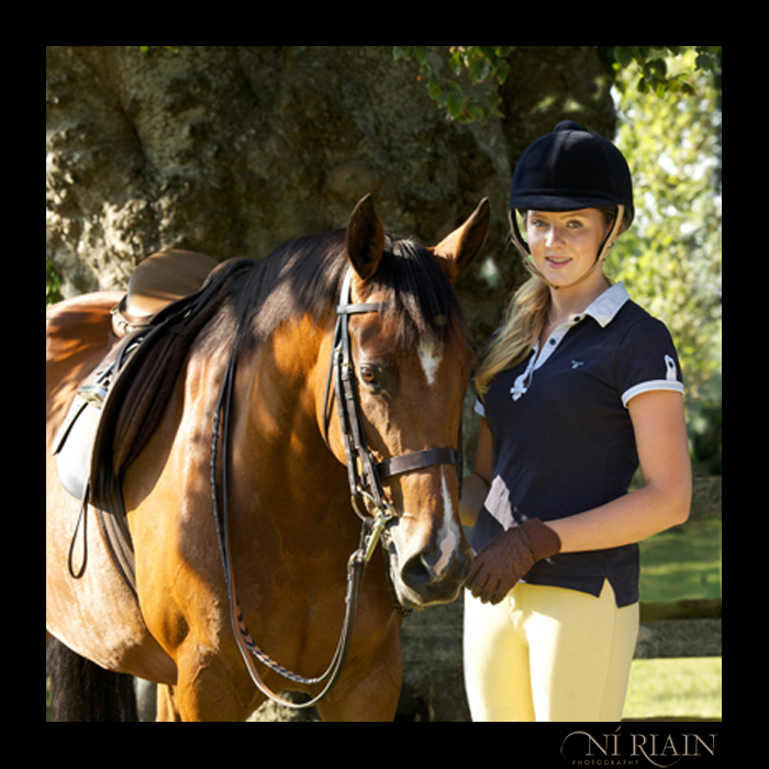 Ireland Equine Horse pony photographer Ni Riain Photography Thur